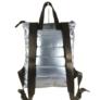 Kép 2/2 - Világoskék steppelt hátizsák