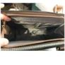 Kép 4/4 - Osztott merev tartású válltáska világosbarna
