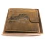 Kép 1/2 - Formula autó mintájú férfi bőr pénztárca