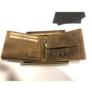 Kép 2/2 - Retro Lada férfi bőr pénztárca barna
