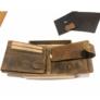 Kép 2/2 - Vadász férfi retro bőr pénztárca