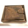 Kép 1/2 - Vadász férfi retro bőr pénztárca