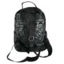 Kép 3/3 - Mai Max fekete divatos steppelt hátizsák