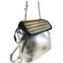 Kép 1/4 - Prestige női ezüst és arany hátizsák