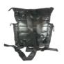Kép 3/3 - Fekete steppelt divatos hátizsák H-817