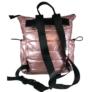 Kép 3/3 - Pink steppelt divatos hátizsák H-817