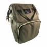 Kép 1/2 - baba mama táska zöld színben