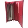 Kép 2/2 - Piros női nagy pénztárca