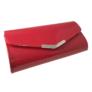 Kép 1/2 - alkalmi táska lakk hatású piros