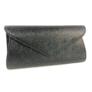 Kép 2/2 - Alkalmi táska fekete csillogó színben