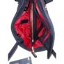 Kép 4/4 - Baba - mama válltáska táska kék színben