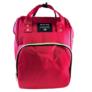 Kép 2/2 - Baba - mama pamutvászon táska piros színben
