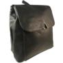 Kép 1/2 - műbőr hátitáska silvio fekete