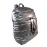 Kép 1/3 - steppelt hátizsák ezüst