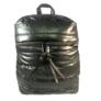 Kép 2/2 - Steppelt hátizsák zöld színben