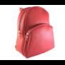 Kép 1/4 - Kis trendi hátizsák piros Aida