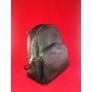 Kép 1/5 - Kis trendi hátizsák fekete Aida