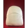 Kép 2/4 - Kis trendi hátizsák fehér Aida