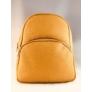 Kép 2/7 - Kis trendi hátizsák sárga Aida