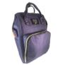 Kép 2/2 - Baba - mama pamutvászon táska sötétkék színben