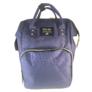 Kép 1/2 - baba mama táska sötétkék színben