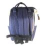 Kép 3/5 - Baba - mama pamutvászon táska kék és bézs színben