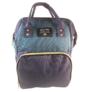 Kép 1/2 - baba mama táska kék és zöld színben