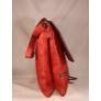 Kép 2/3 - Váll és oldaltáska piros Alcina