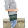 Kép 5/5 - Oldal és válltáska zöld Agata