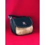 Kép 2/2 - Kis méretű oldaltáska fekete Gemma