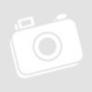 Kép 2/2 - Mata gyerek hátizsák, vászon, piros-fehér pöttyös, cicás